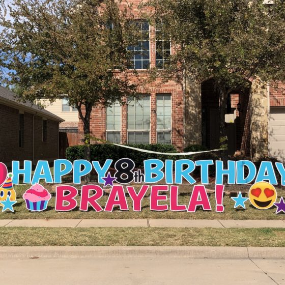 Happy Birthday Brayela